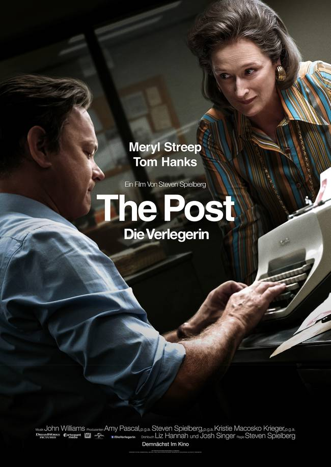 THE POST - DIE VERLEGERIN