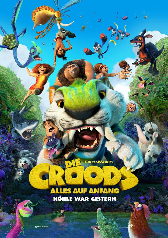 CROODS 2 - ALLES AUF ANFANG