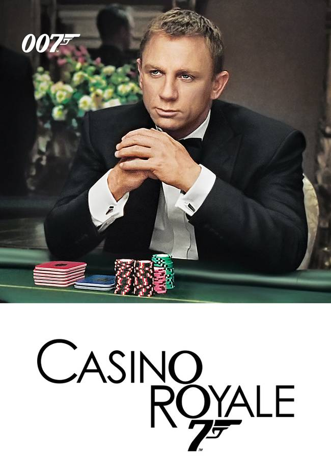 BOND CINEMA - CASINO ROYALE