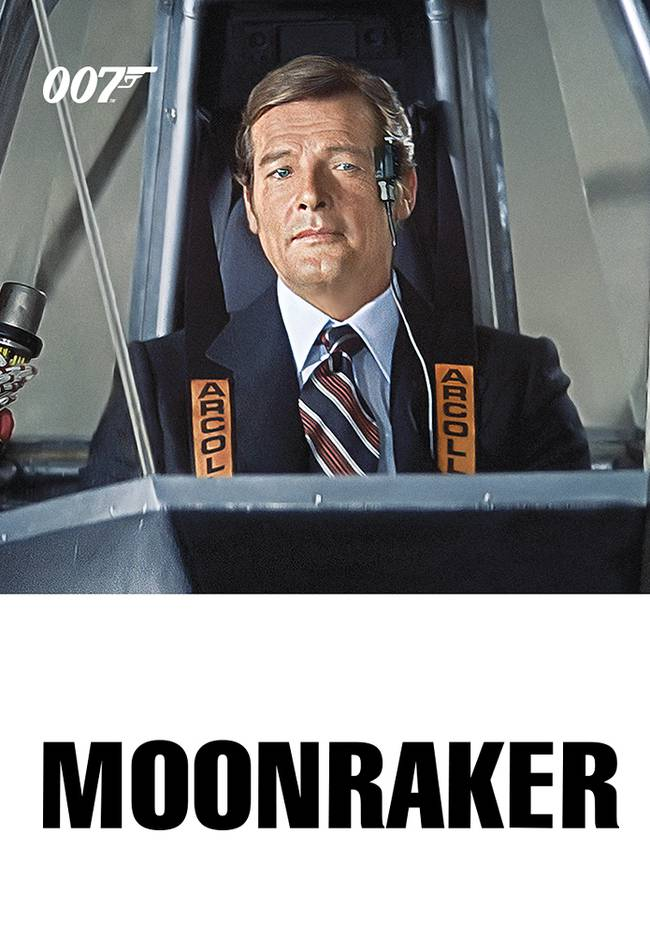 BOND CINEMA - MOONRAKER