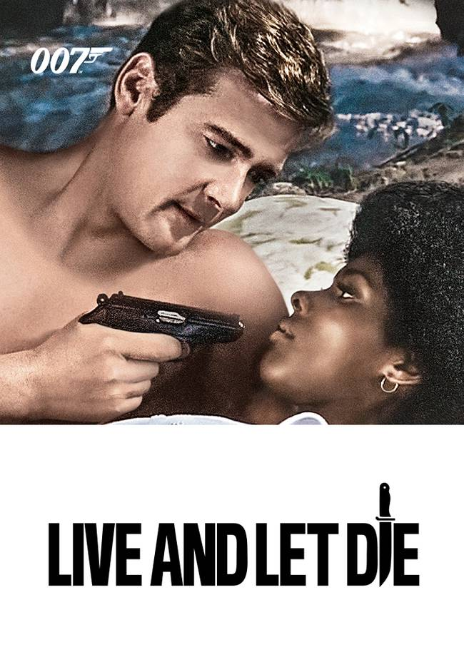 BOND CINEMA - LIVE AND LET DIE