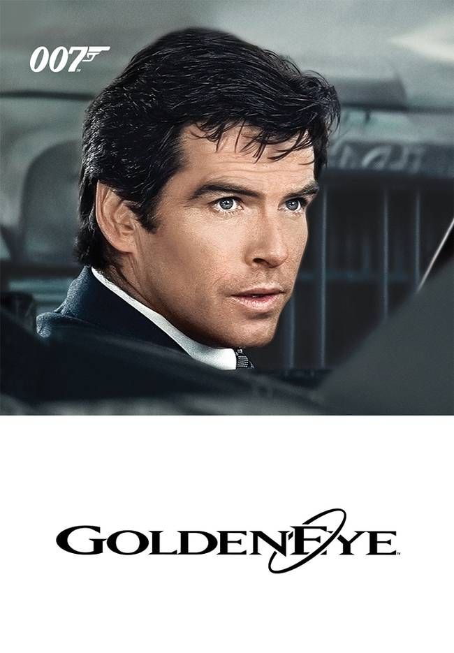 BOND CINEMA - GOLDENEYE