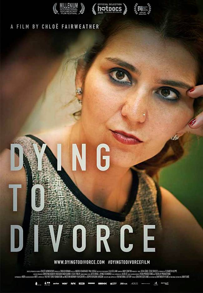 WIFF: DYING TO DIVORCE & Q&A