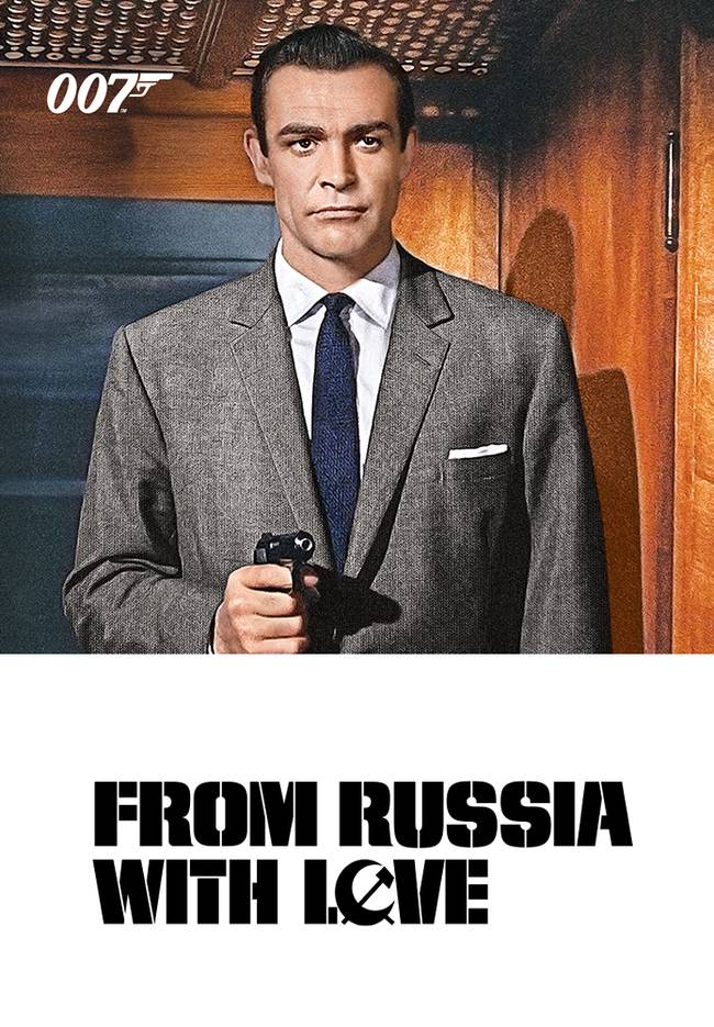 BOND CINEMA - FROM RUSSIA WITH LOVE